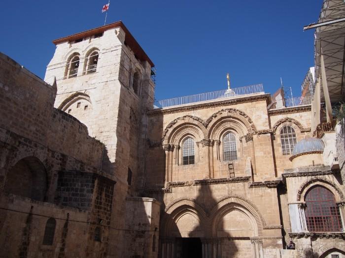 イェルサレムの聖墳墓教会